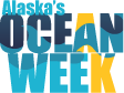 ocean week graphic logo